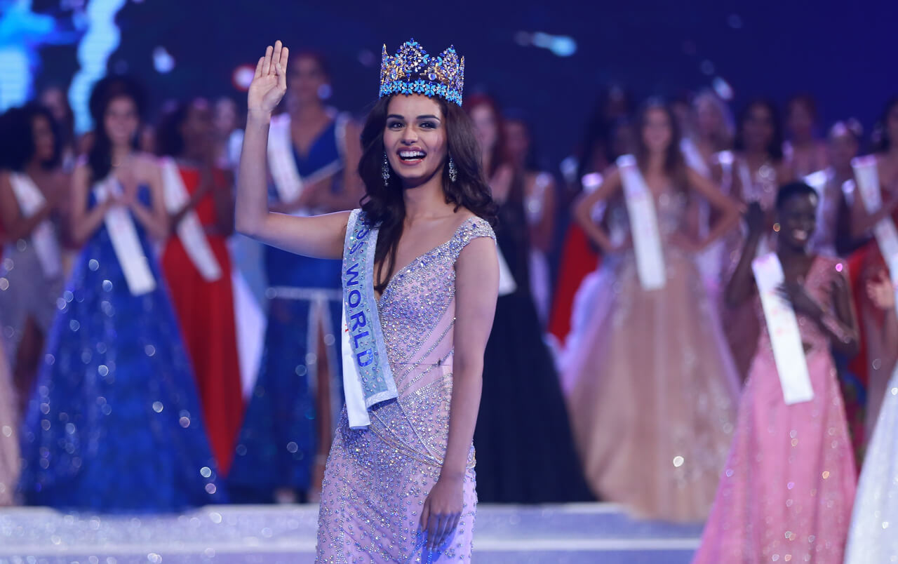 Miss World 2017 Manush Chillar