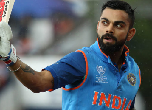 Virat Kohli selected for ICC Cricketer of the Year 2017