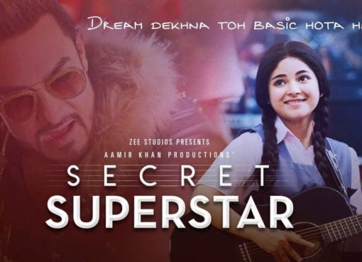 Secret Superstar - Marudhara live