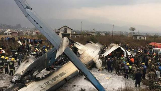 US-Bangla Flight Crash